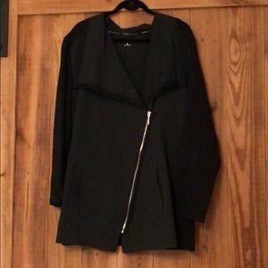 Calvin Klein Performance plus size jacket